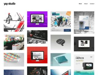 yeystudio.com screenshot