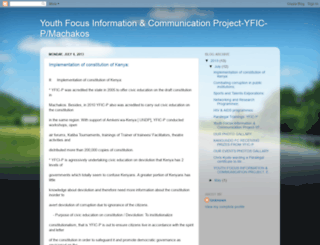 yfic-p.blogspot.com screenshot