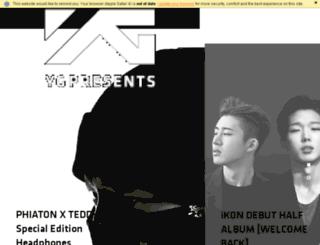ygentertainment.diystro.com screenshot