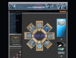 ygo-card.de screenshot