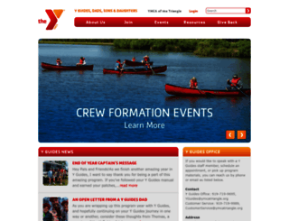yguides.ymcatriangle.org screenshot