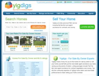 yigdigs.com screenshot