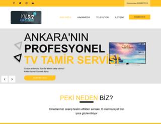 yildizelektronikankara.com screenshot