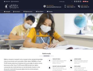 yildizlarakademi.com screenshot