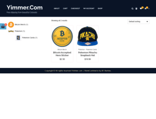 yimmer.com screenshot