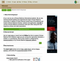 yinyanghouse.com screenshot