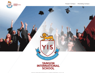 yismyanmar.net screenshot