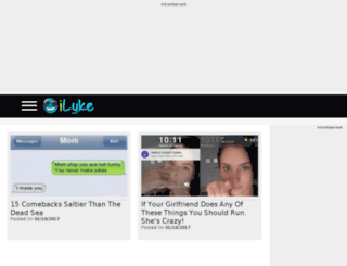 yjbti.ilykefunny.com screenshot