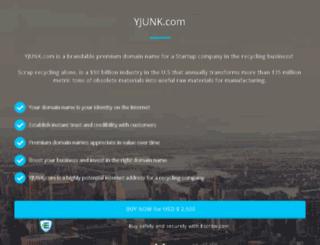 yjunk.com screenshot