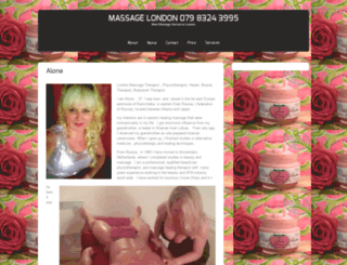 ykumassages.com screenshot