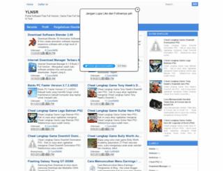 ylnsr.blogspot.com screenshot