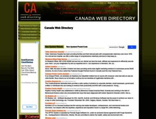 ymcanada.com screenshot