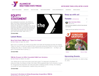 ymcanys.org screenshot