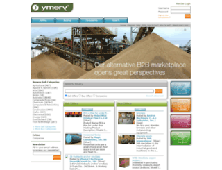 ymery.com screenshot