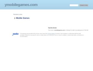 ymobilegames.com screenshot