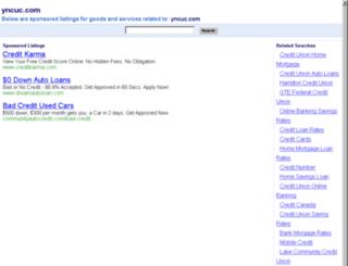 yncuc.com screenshot