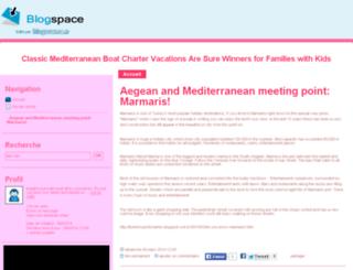 yngyachting.blogspace.fr screenshot
