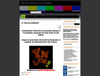 ynlch2.wordpress.com screenshot