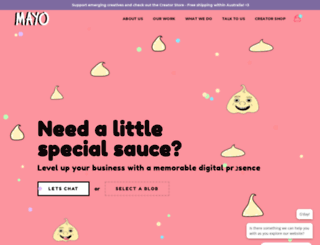 yo-mayo.com screenshot
