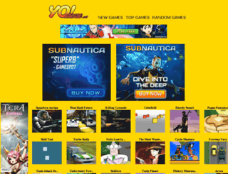 yoarcade.net screenshot