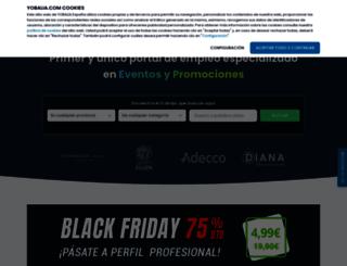 yobalia.com screenshot