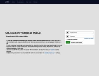 yoble.com.br screenshot