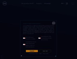 yoc.com screenshot