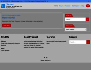 yoctara.com screenshot