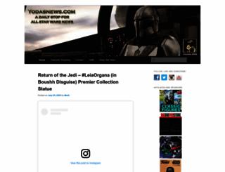 yodasnews.com screenshot
