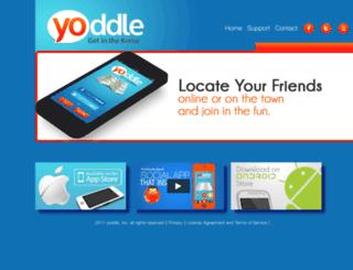 yoddle.com screenshot