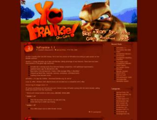 yofrankie.org screenshot