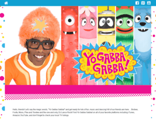 yogabbagabba.tv screenshot