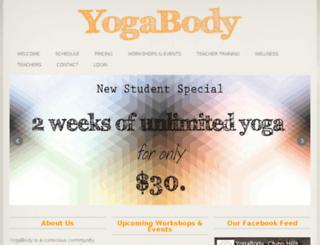 yogabodychinohills1.liveeditaurora.com screenshot