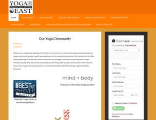 yogaeast.wpengine.com screenshot