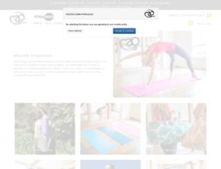 yogamad.com screenshot