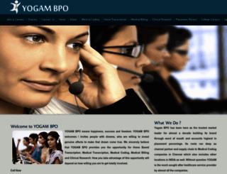 yogambpo.org screenshot