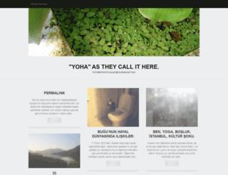 yogartik.wordpress.com screenshot
