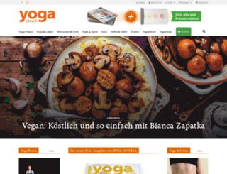 yogatimes.com screenshot