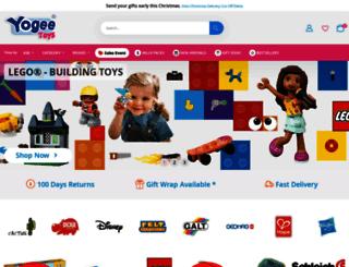 yogee.com.au screenshot