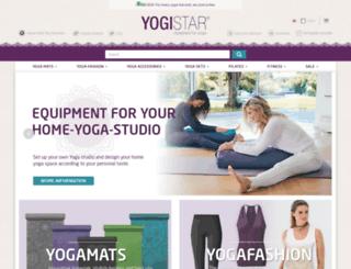 yogistar.com screenshot