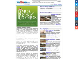 yogoyo.com screenshot