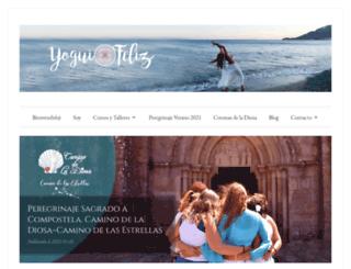 yoguifeliz.com screenshot