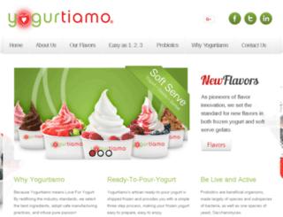 yogurtiamo.com screenshot