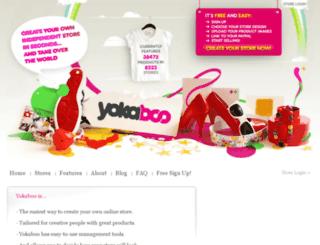 yokaboo.com screenshot
