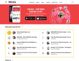 yokara.com screenshot