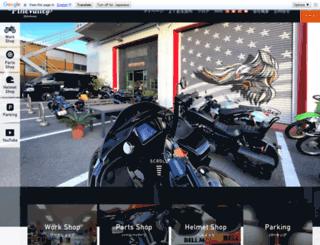 yokohama-pinevalley.com screenshot
