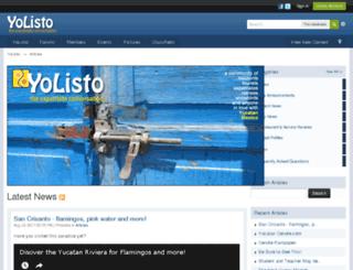 yolisto.com screenshot