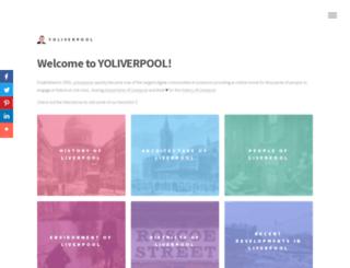 yoliverpool.com screenshot