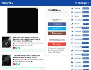 yoloveo.net screenshot