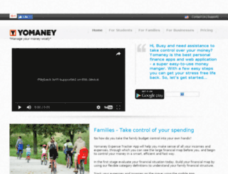 yomaney.com screenshot